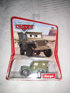 First_sarge