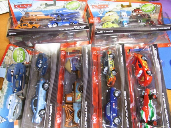 Cars2pack