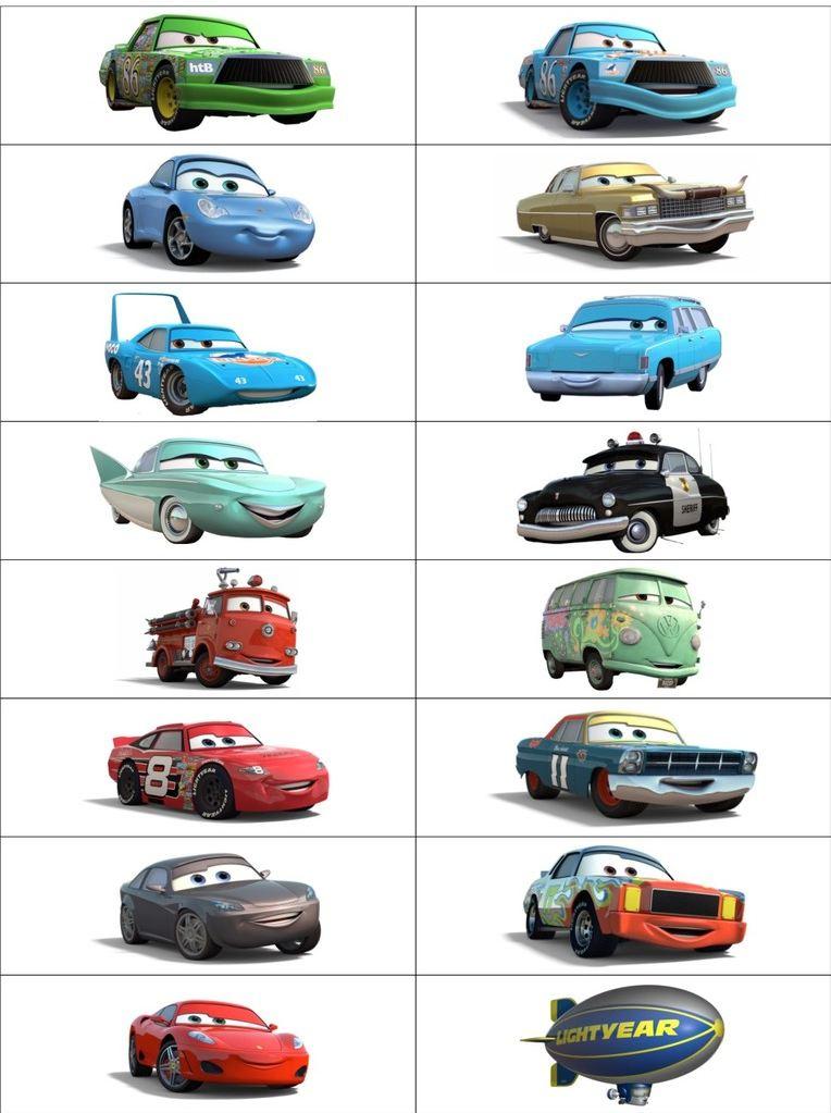 Disney Pixar Cars Vinyl Toupee Disney Pixar Cars Vinyl