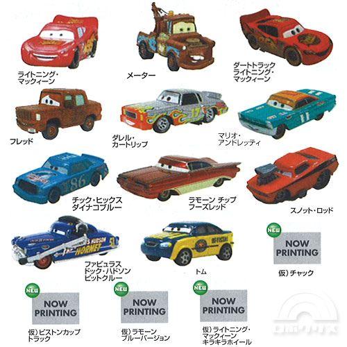 キャラクター カーズ CARS (かーず)とは【ピクシブ百科事典】